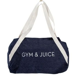 Private Party Gym & Juice Gym Bag